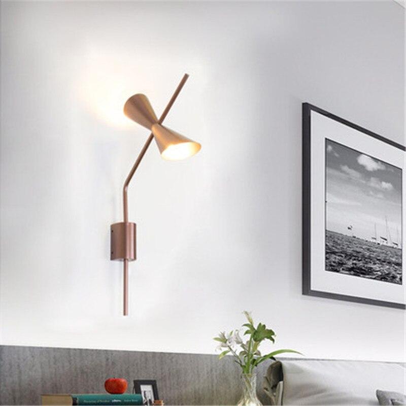 Lampade Creative Lampada da parete soggiorno moderno stair ...