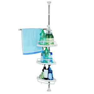 3 Tier Bathroom Telescopic Cor