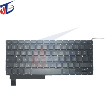 "NEW Laptop A1286 Keyboard Portuguese for Macbook Pro 15"" A1286 Keyboard Portugual PT without Backlight Backlit 2008-2012 Year"
