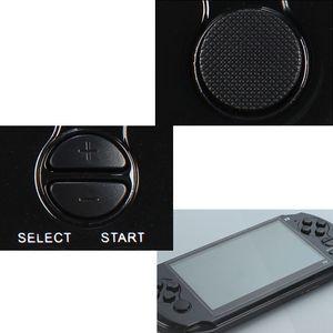 Image 5 - Powkiddy Retro Handheld Game Controller 8GB หน้าจอ 5.1 นิ้วเกมคลาสสิก AV เอาต์พุตคอนโซลวิดีโอเกมทีวีภาพยนตร์สนับสนุนกล้อง