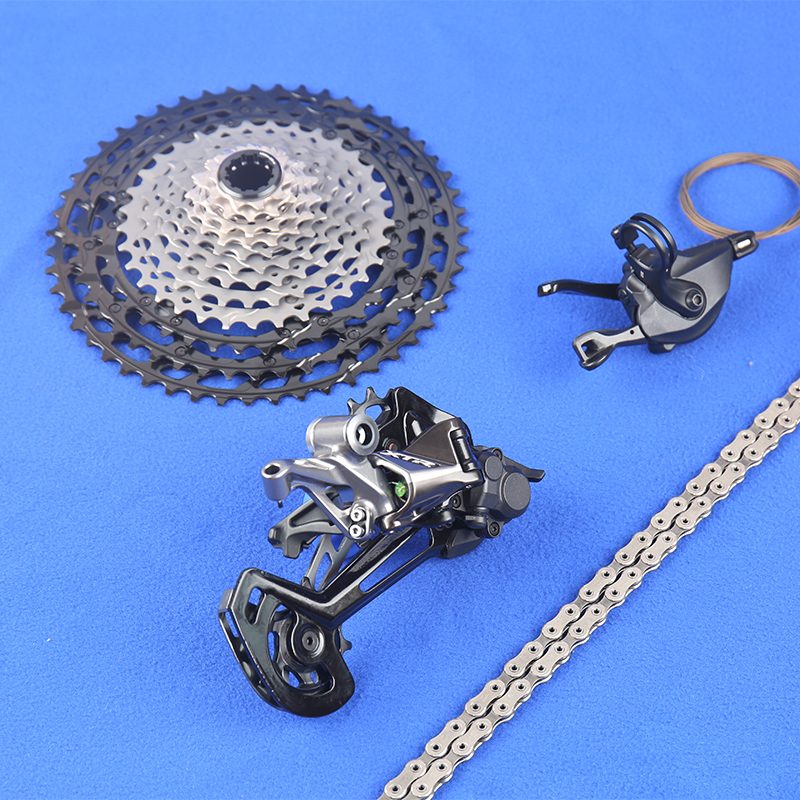 Shimano XTR M9100 12 Speed 1x12S Groupset Right Shifter Lever Rear Derailleur SGS Cassette 10 51T