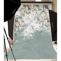 Vinyl Photography Backdrop Digital Printing Background Newborn Floral Backgrounds for Photo Studio S 102