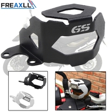For BMW F800GS F800 GS F700GS F 700GS 2013-2018 Hot New Motorcycle Aluminum Front Brake Fluid Reservoir Guard Cover Protect