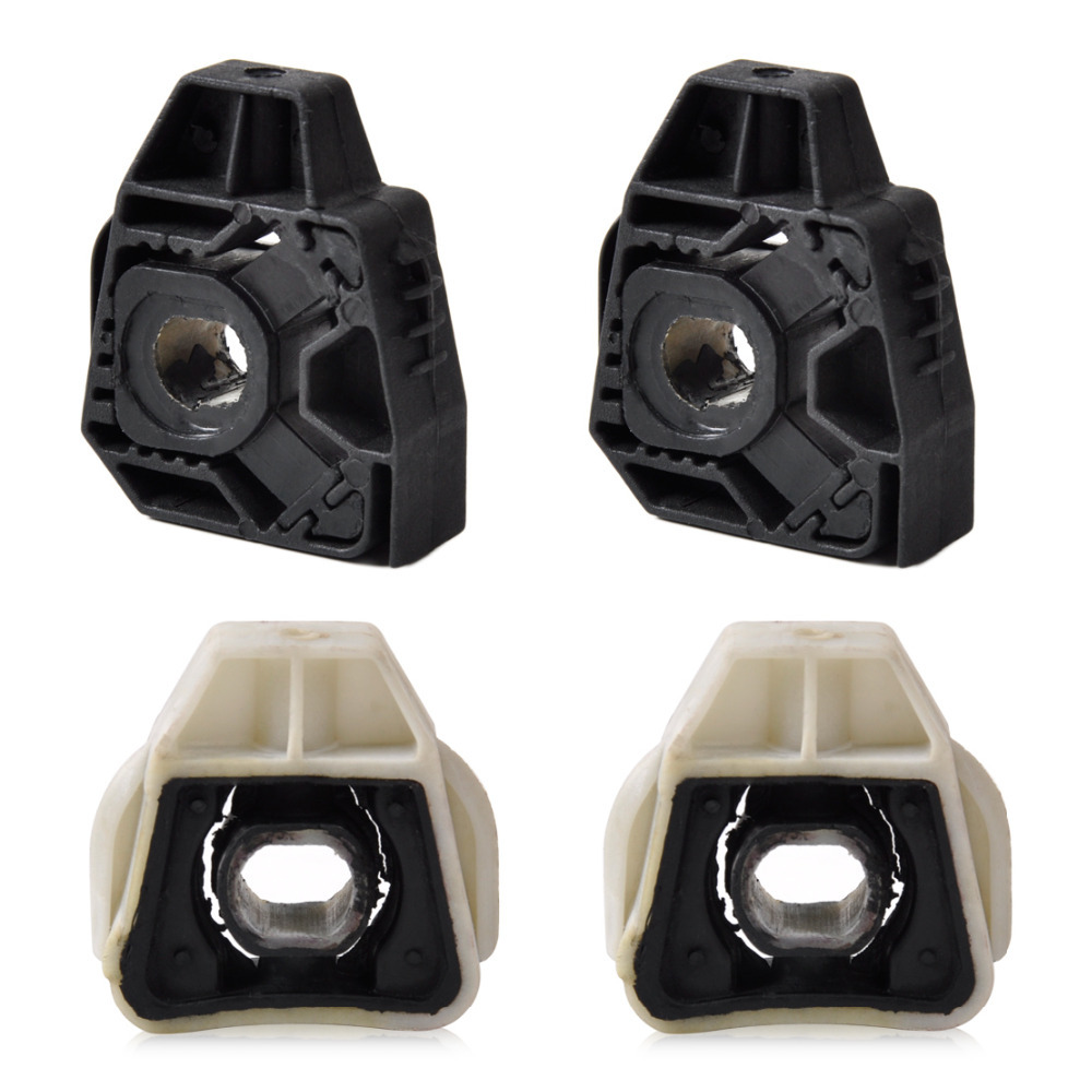 CITALL New Upper & Lower Radiator Mount Rubber for AUDI A3 S3 TT VW Jetta Golf MK4 Bora Beetle SEAT