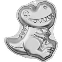 3D Dinosaur Mold Bakery DIY Baking Tools Cartoon Fondant Cake Mold Aluminum Alloy Cake Pan Decoration