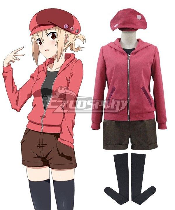 Himouto! Umaru-chan UMR Umaru Doma Daily Cosplay Costume E001