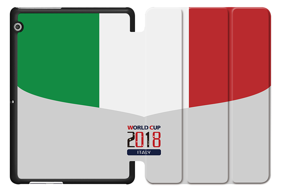 World Soccer Team Flag Cover Case For Huawei Mediapad T3 10 AGS-W09 AGS-L09 T3 9.6