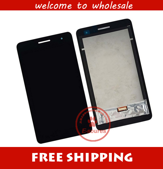Подробнее о For Huawei Honor Play Mediapad T1-701 T1-701U T1-701U LCD Display With Touch Screen Digitizer Assembly Free Shipping for huawei honor 3 hn3 u01 hn3 u00 lcd sceen display with white touch screen digitizer assembly by free shipping 100