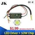 Led Chip 22-36 V 30 W 20 W 10 W COB LEVOU Chip Integrado lâmpada chips & Conjunto de Drivers de Alto Brilho Para LED luz de Inundação luz