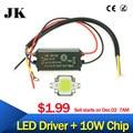 Viruta del led 22-36 V 30 W 20 W 10 W COB LED Chip Integrado lámpara de chips y Conjunto de Controladores de Alta Luminosidad LED de Inundación luz