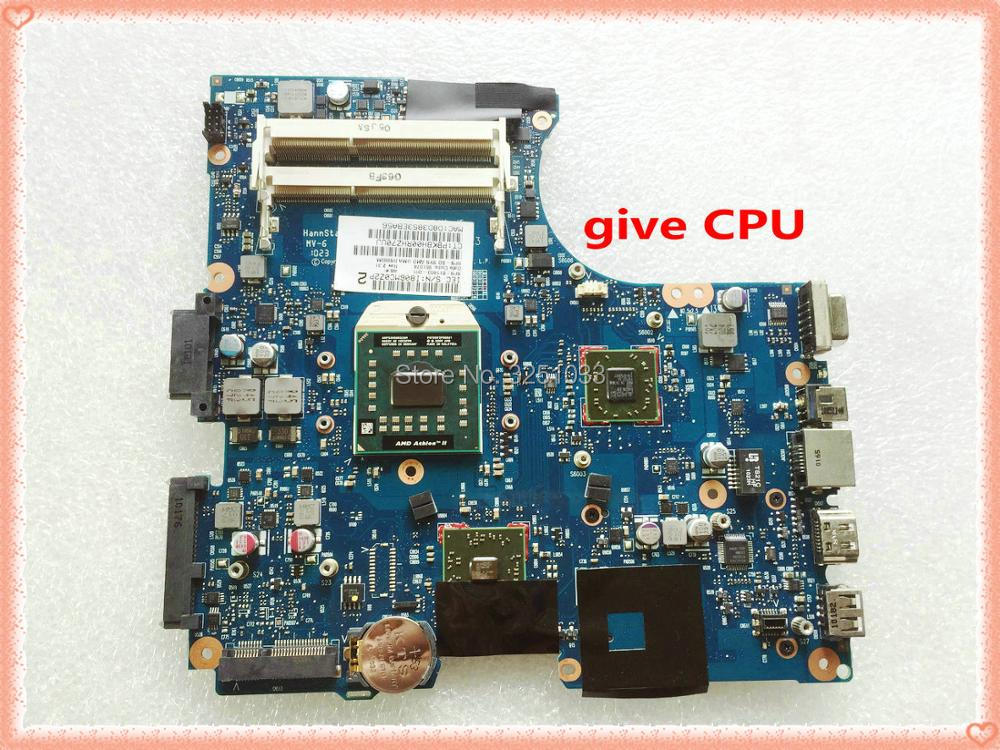 611803-001 For HP 425 NOTEBOOK For HP 625 325 CQ325 NOTEBOOK CQ325 Motherboard RS880M DDR3 With Free CPU