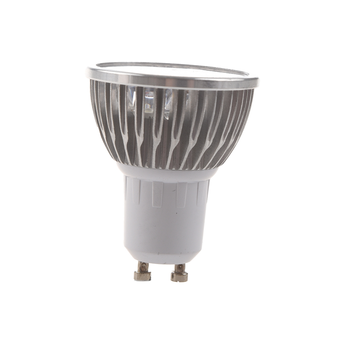 Drop shipping 4 LED GU10 Light Bulb 4W Cold White 85-265V
