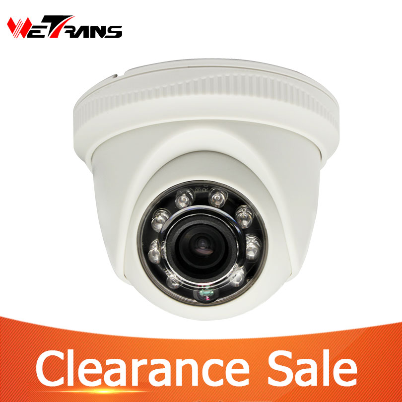 Video Surveillance Cctv Security Video Analog Dome Camera 600tvl Bnc Cvbs 6 Led Infrared Nightvision Indoor Ceiling