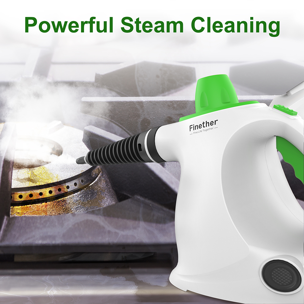 Finether Handheld Vapor Steam Cleaner/Floor Mop Sanitizer ...