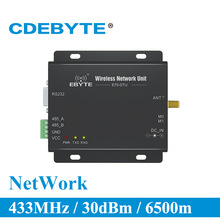 Get more info on the E70-DTU-433NW30 Star Network RS232 RS485 Long Range 433MHz 1W IoT uhf Wireless Transceiver rf Module 433 MHz Data Transmitter