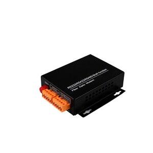 Image 2 - Rs485/422/rs232 multi porta da fibra do modem fc da fibra ótica da função 20km conversor rs485/422 da fibra ao conversor da fibra dos ethernet