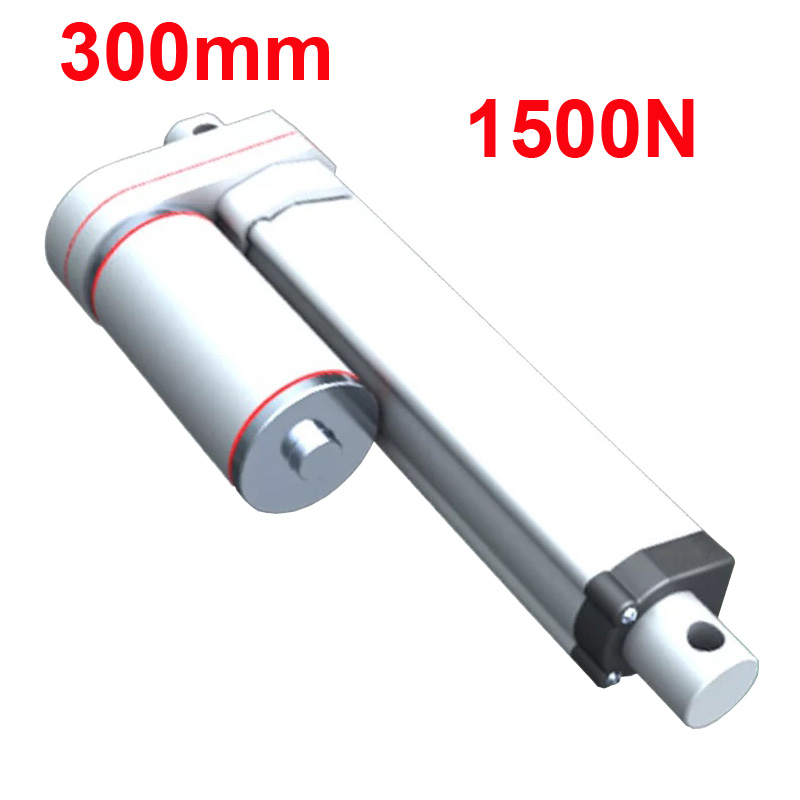 300mm Stroke 1500N 12v Linear Actuator DC Linear Actuator Electric Linear Actuator300mm Stroke 1500N 12v Linear Actuator DC Linear Actuator Electric Linear Actuator