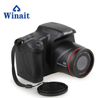 Winaitのhd 720 pデジタルカメラデジタル一眼レフビデオフォーマット0.3メートルcmos安い価格デジタルカメラsdカードmaxに64ギガバイ