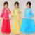 Niños Traje Tradicional Chino de La Muchacha Traje Folklórico Chino Ming Traje Handu de Cabritos Del Vestido de la Etapa Traje de la Danza 18