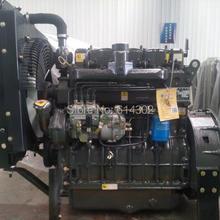 Weichai K4100D дизельный двигатель 30,1 квт дизельный двигатель для дизельного генератора