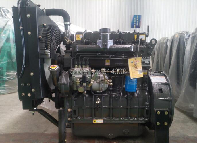 weichai K4100D diesel engine 30.1kw diesel engine for diesel generator 495 4100 diesel engine spare parts generator magneto