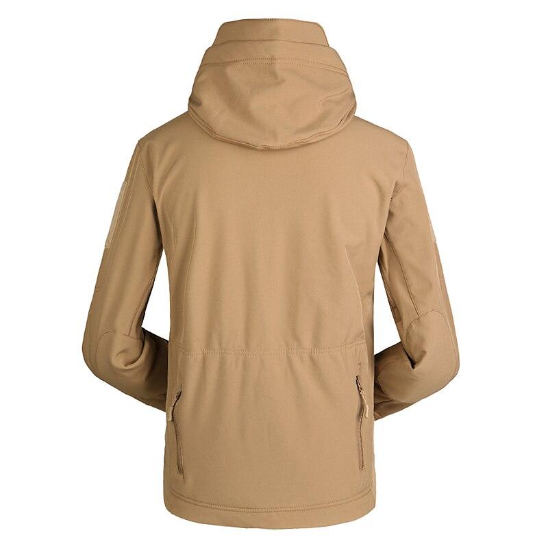 Hommes Manteau Tops Imperméable Capuche Armée Tactique Softshell Lurker Militaire Vêtements Camouflage Veste qwxnRInZXP