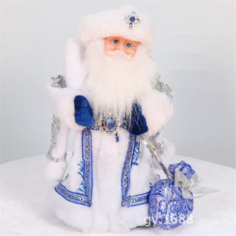 versao russa neve maiden papai noel boneca