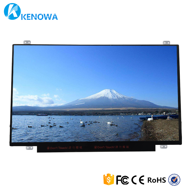 Used 14 1920*1080 IPS Laptop LCD Screen B140HAN01.1 LTN140HL02 B140HAN01.2 B140HAN01.3 LP140WF1 SPB1 N140HCE-EAA N140HCE-EAB lp140wf1 spk1 ips led screen lcd display matirx 1920 1080 fhd matte original lp140wf1 spk1