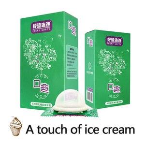 Презервативы Elasun 100 шт., презервативы без масла, натуральный бесцветный прозрачный латексный каучук, презервативы для орального секса для мужчин