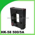 HK-58 500/5A AC current sensor Split Core Current Transformer