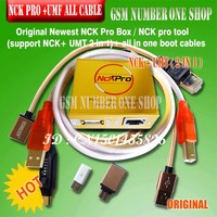 Original Newest NCK Pro Box / NCK PRO 2 box (support NCK+ UMT 2 in 1)new update For Huawei + UMF all in one boot cables