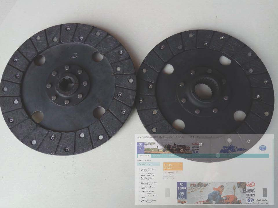 цены JINMA 454 tractor parts, the set of clutch discs, part number: 304.21S.018, 304.21S.013