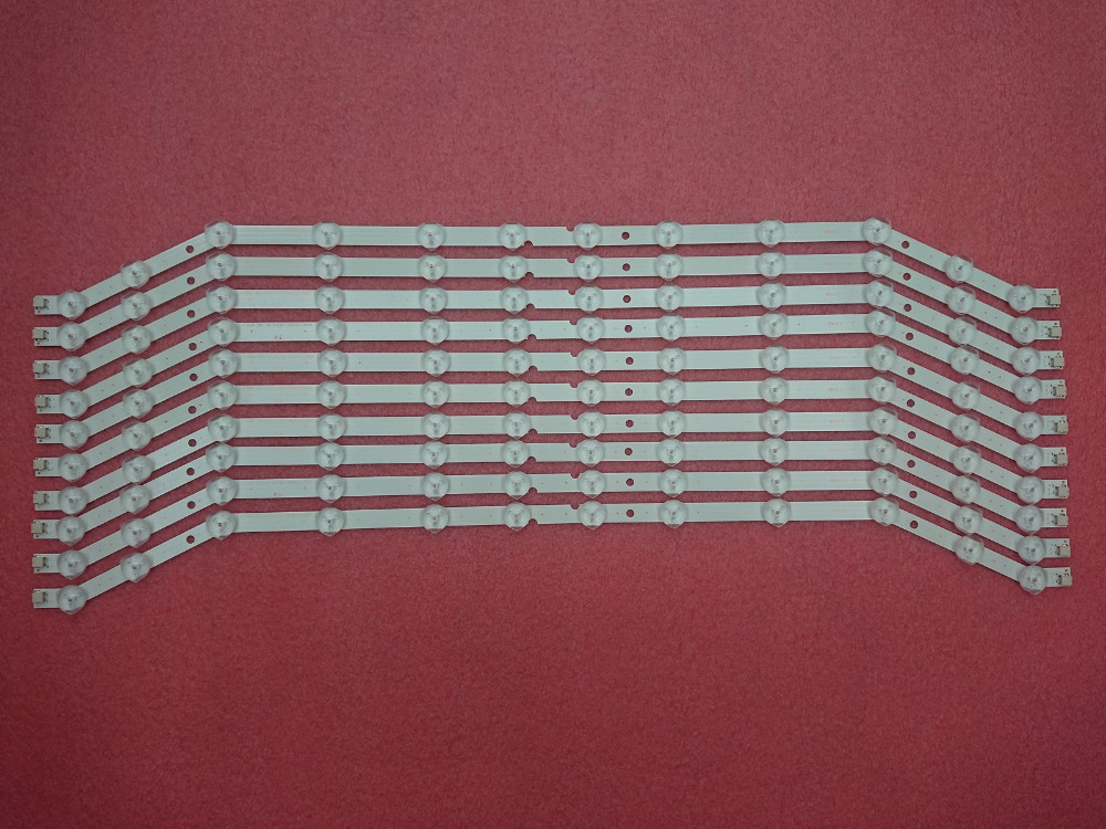 New 20 PCS lot 12LED LED strip Replacement for Samsung D3GE 320SM1 R2 BN96 28763A 2013VS32