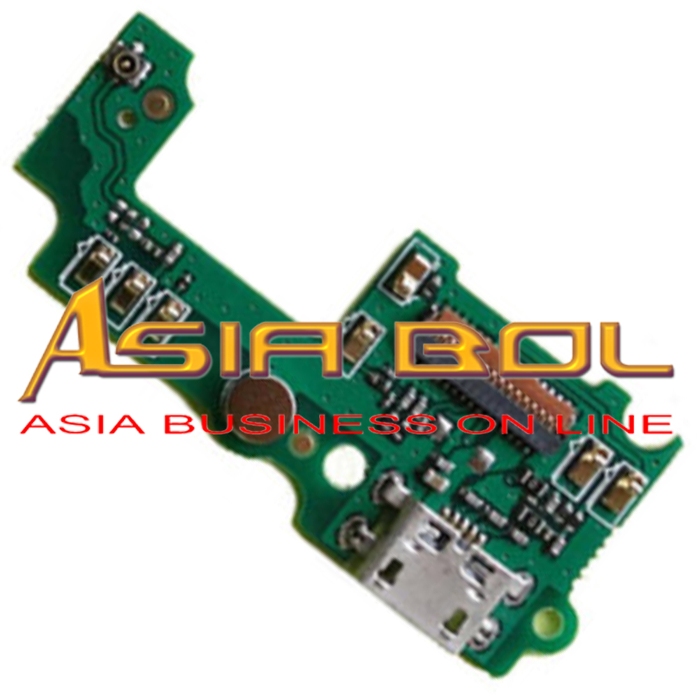 New USB Charging Port Dock Connector Charger Board Flex Cable Ribbon With Microphone For Huawei Honor 4C Pro TIT-L01
