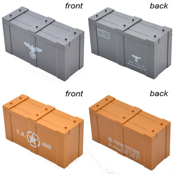 10pcs/lot WW2 Ammo Boxes