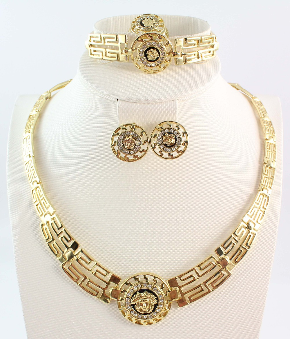 Aliexpress.com : Buy Free shipping African Costume Jewelry Set ...