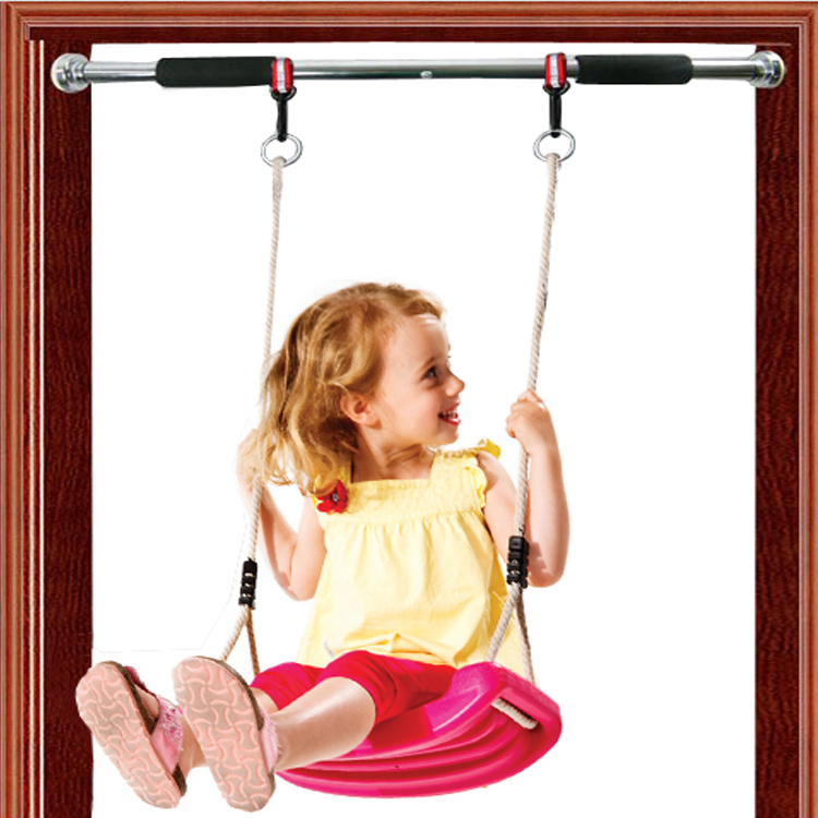 Lanyard overstretches 12mm platebending swing child swing hanging chair single outdoor toys Indoor Strap Swing