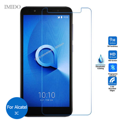 На Алиэкспресс купить стекло для смартфона tempered glass for alcatel 1c 1b 2020 1v 1s 3l 3x 2019 1x 3 3v 5v 7 safety glass film screen protector