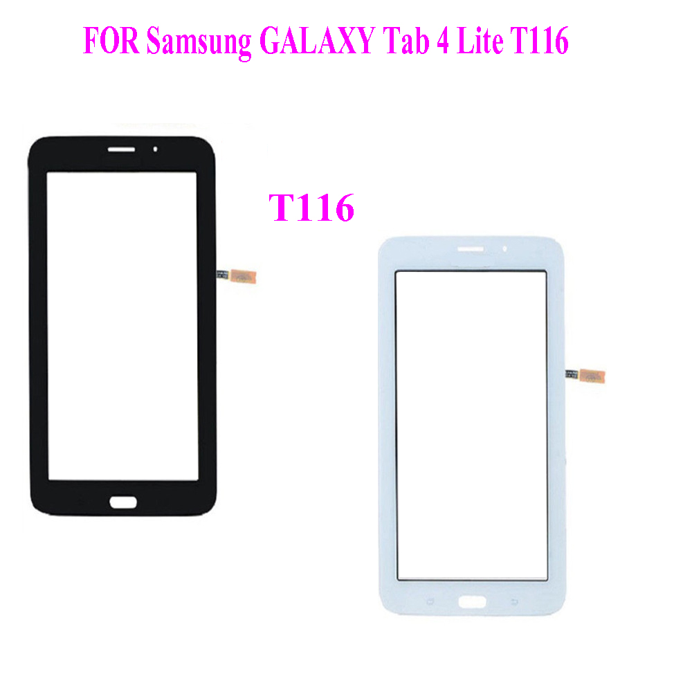 Touch Screen Digitizer For Samsung GALAXY Tab 3 Lite 7 T110 T111 T113 T116 LCD