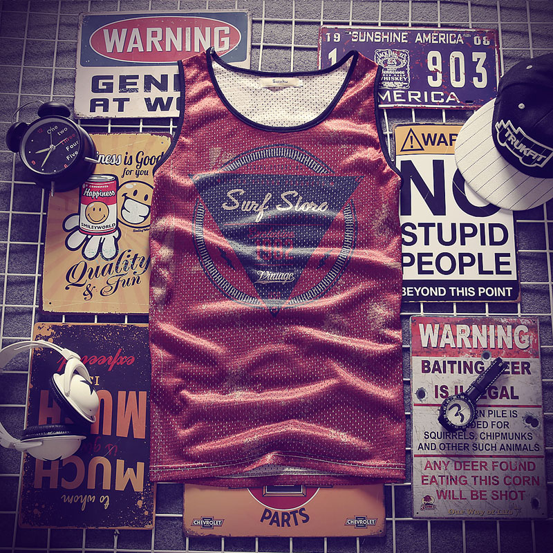 Shaka Wear Mens Basic Sleeveless Tank Top Cotton Solid Muscle Workout T-Shirt Undershirt Activewear Sizes S~5XL