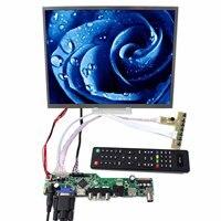 12,1 дюйма ЖК дисплей Экран HDMI VGA AV USB RF ЖК дисплей плате контроллера 12,1 HSD121KXN1 A10 20pin 1024X768 LVDS разъем ЖК дисплей Дисплей