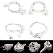 Удлинитель питания Шнур для Apple MacBook Pro Air AC адаптер настенного зарядного устройства