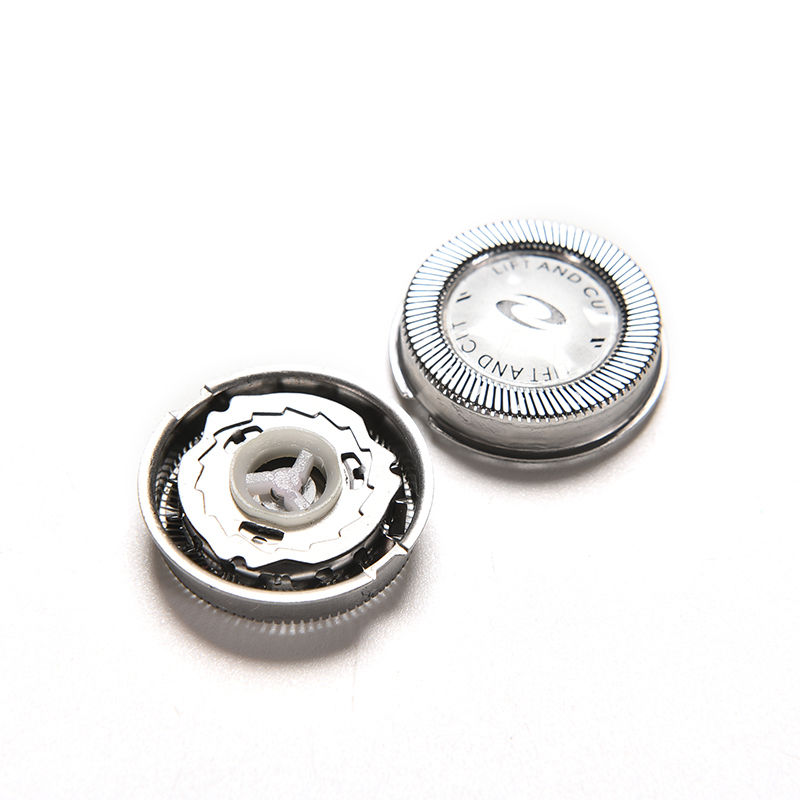 2 Pcs/bag <font><b>Replacement</b></font> Shaver <font><b>Head</b></font> Blade Cutters For <font><b>Philips</b></font> Norelco HQ3 <font><b>HQ56</b></font> HQ55 HQ442 HQ300 HQ6 <font><b>Razor</b></font> image
