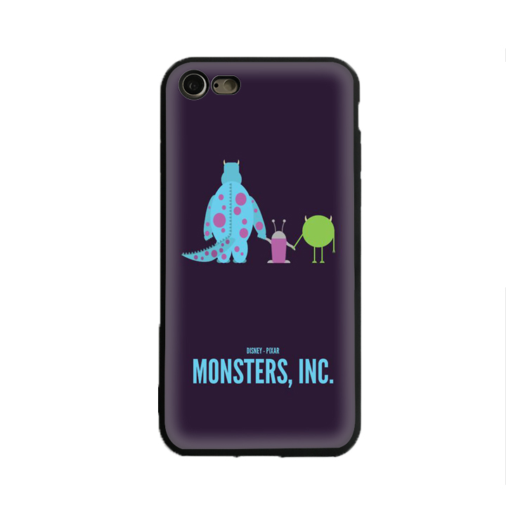Funda iPhone 6 6s Disney Pixar Monsters Inc Mike & Sulley