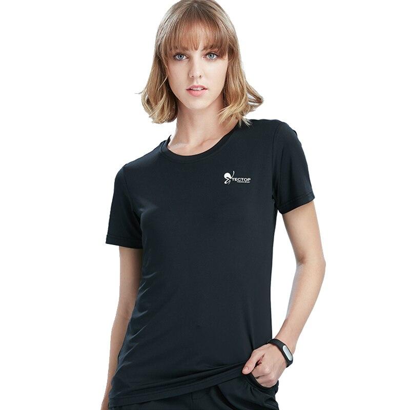 Summer Womens Ultra Light Quick Dry Outdoor Sport Camping Hiking T-shirt Women Climbing Fishing Running Short Sleeve T Shirt
