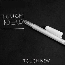 Touchnew Маркером Белый Чернила Blender Маркер 0.8 мм Микро Пигмент графического Искусства Ручки Рисовать Аниме Рисунок Поставки Маркеры 2 4 6