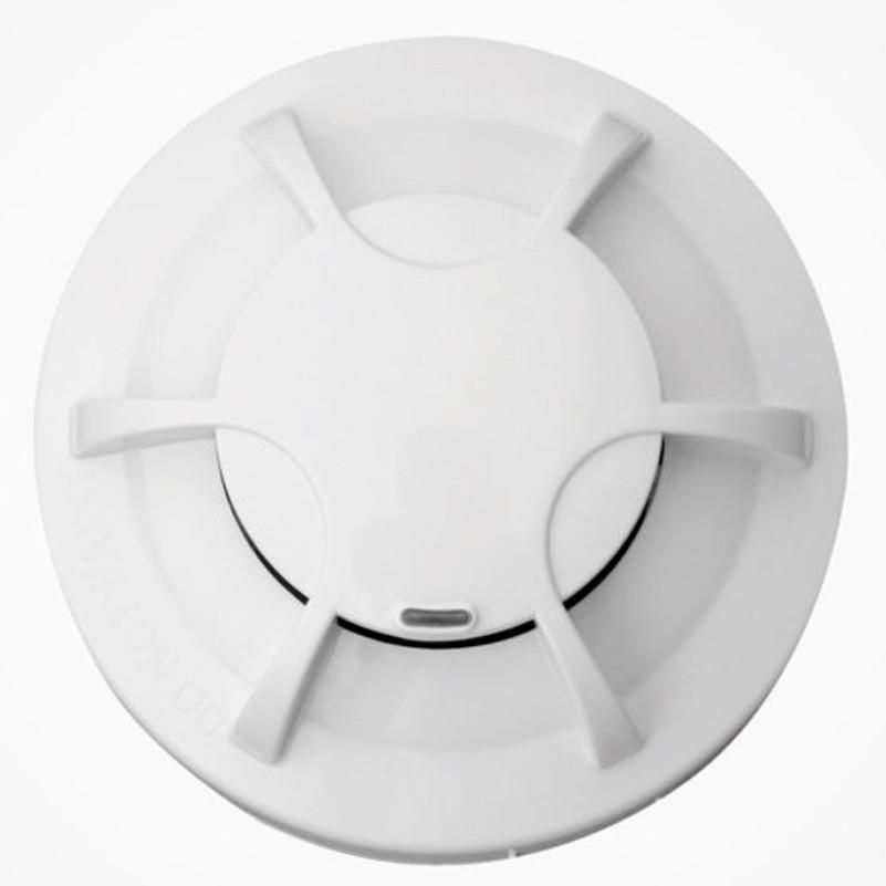 Intelligent Photoelectric Smoke Detector Addressable Smoke Sensor Work With TC Series Addressable Panel