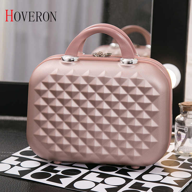 Fashion Female Cosmetic Bag Woman Cosmetic Case Lady Makeup Box Travel Bag Suitcase Woman Bag Children Toy Gift Box Make Up Case