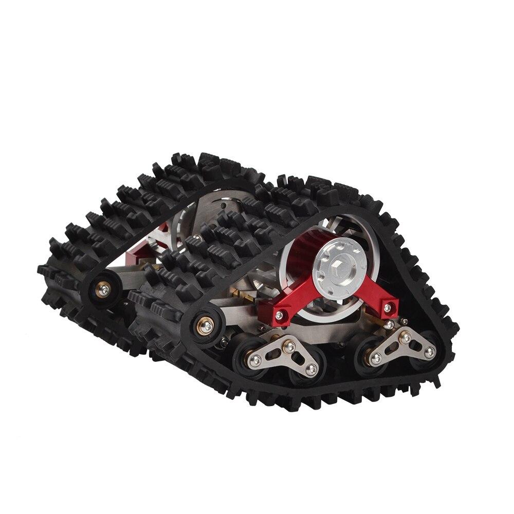 RC TRX4 Tracce Ruota Sandmobile di Conversione Pneumatico Da Neve per 1/10 RC Traxxas Trx4 Parti di Aggiornamento-in Componenti e accessori da Giocattoli e hobby su  Gruppo 3