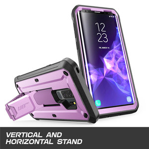 Image 3 - For Samsung Galaxy S9 Plus Case SUPCASE UB Pro Shockproof Rugged Case Cover with Built in Screen Protector & Kickstand
